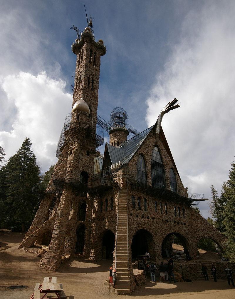 Bishop Castle – Rye Colorado