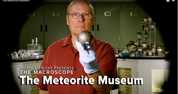The Meteorite Museum