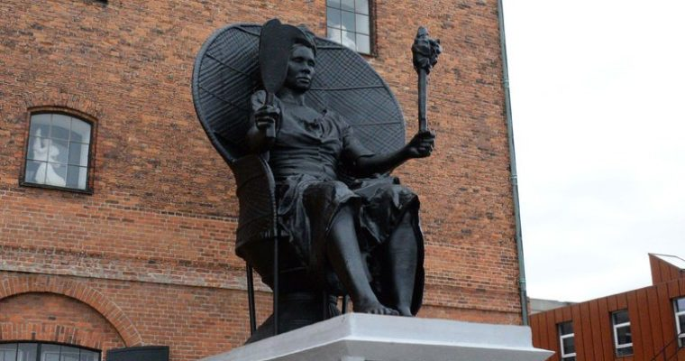 Denmark Gets Statue of a 'Rebel Queen' Who Led Fiery Revolt Against Colonialism