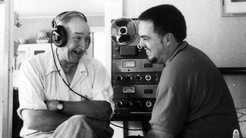 Alan Lomax's Massive Archive Goes Online