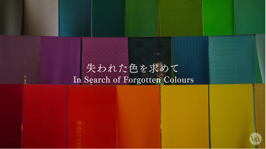 In Search of Forgotten Colours – Sachio Yoshioka and the Art of Natural Dyeing