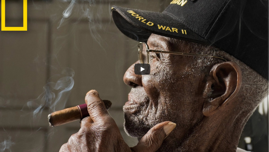 109 Year Old Veteran