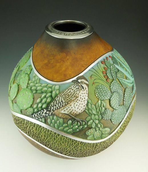 Bonnie Gibson, Arizona Gourds