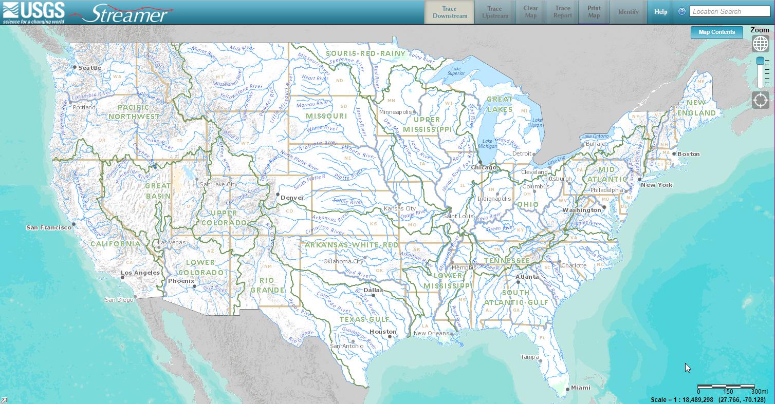 US Rivers