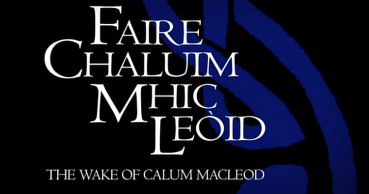 Faire Chaluim MhicLeoid