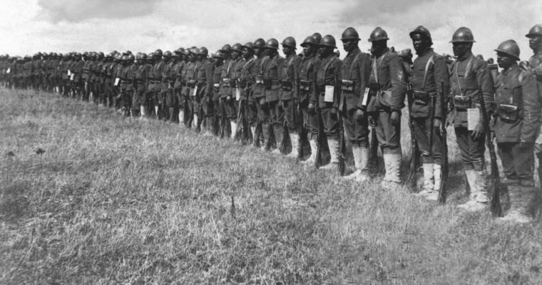 How colonial violence came home: the ugly truth of the first world war