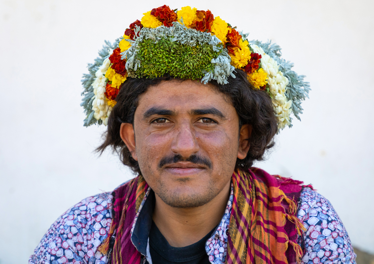 The Flower Men of Saudi Arabia