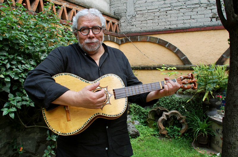 With No Museum, Thousands Of Mexican Instruments Pile Into This Apartment