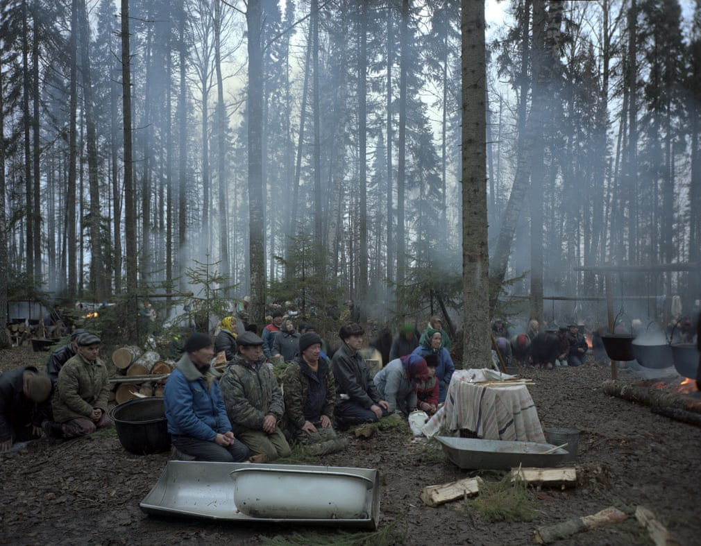 Europe's oldest pagans: the deep forest life of Mari people – in pictures
